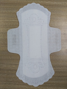Raw Materials For Sanitary Napkin 240mm Daily Use Sanitary Pads Sanitary Napkins