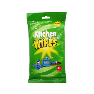 Round Bucket 30 cleaning wipes