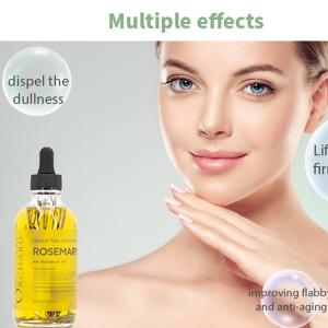 Wholesale antioxidant aromatherapy rosemary multi-use oil skin care