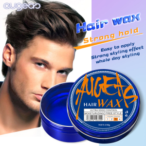 Wholesale organic strong hold mens hair wax OEM brands hair styling product manufacturers private label hair wax