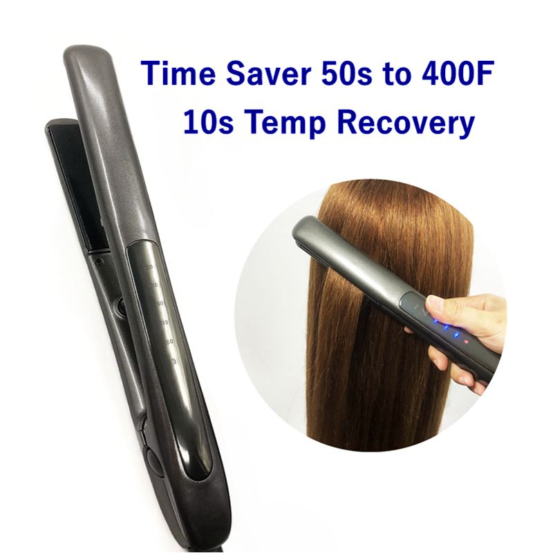 WT-1902S High-end Touch Control Fast Heating PTC Floating Plates Sleek Styling Hair Straightener