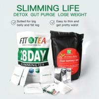 Slimming Detox Tea weight loss 28 days skinny detox tea wasp waist tea