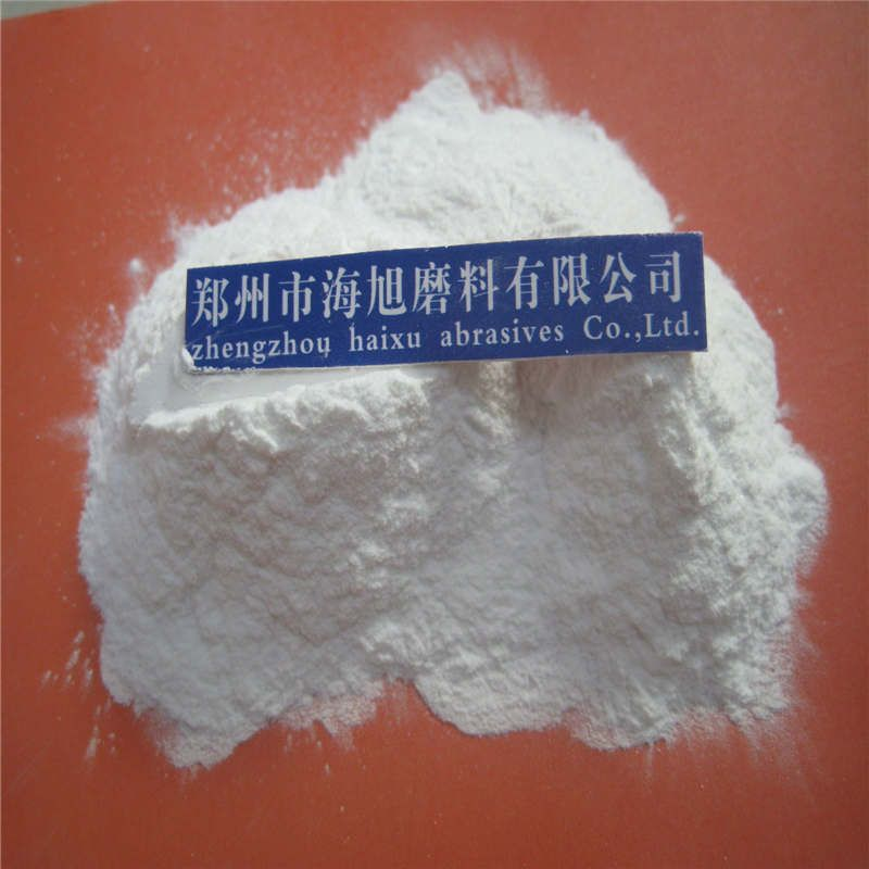 white corundum micropowder polishing