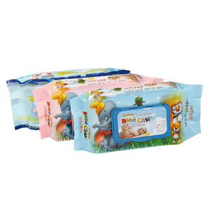 All Biodegradable Wipes Baby Wipes With PLA Lid