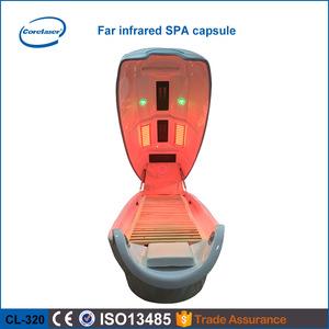 CE Quality far infrared women detox & slimming spa sauna dome capsule