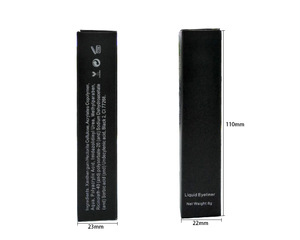 High Quality OEM Waterproof Permanent Private Label Liquid Eyeliner