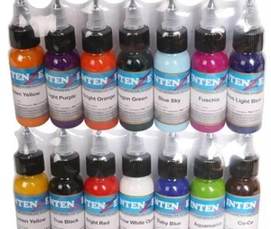 Original tattoo ink  16 colors
