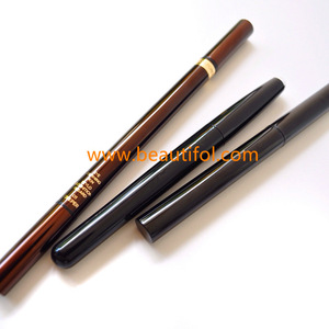 Professional makeup manufacture best liquid eyeliner pencil private label kajal eyeliner with different colors