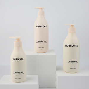 Wholesales Private Label Natural Body Wash Refreshing Whitening Moisturizing Body Wash Shower Gel 500ML