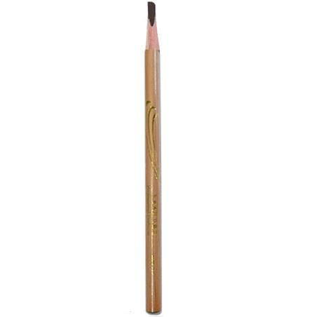 wooden eyebrow pen cosmetics for brow artist hard core natural tattoo without smudging