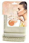 The Beauty Glove %100 Floss Exfoliating Mitt For The Back