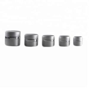 5ML/15ML/30ML/50ML Empty Plastic nail pots Nail Storage uv gel Bottle Jar