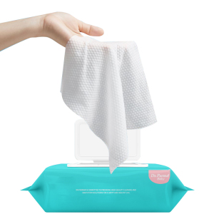 80pcs bags refreshing travel tissue wet towel wipes with logo