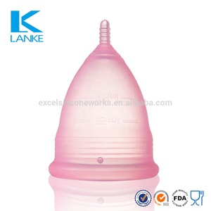 Amazon The Best Selling Silicone Menstrual Cup FDA Approved