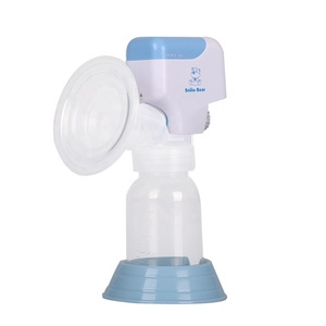 Baby Accessories Care Wholesale Portable Food Grade Silicone Breast Feeding Pump