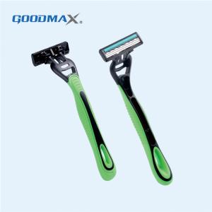 China Manufacture Face Men Disposable Shaving Triple Blade Shaving Razor