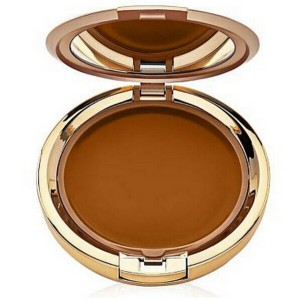GMPC foundation vendor low MOQ luxury gold oil control high quality OEM face setting private label compact powder compact