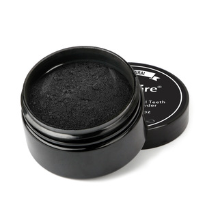 Hot Bamboo Charcoal Powder Toothpaste Whitening Black Oral Hygiene