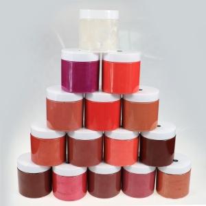 Lip makeup  nude color new trend cosmetics makeup lip gloss jar wholesale private lip gloss pigment