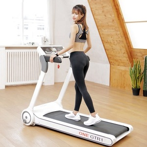 Mini electric foldable treadmill exercise equipment home gym fitness equipment