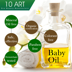 Natural Herbal Vitamin E Baby Care Massage Oil