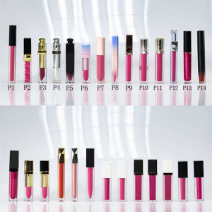 New arrive Cosmetic Make Your Own Lip Gloss High Pigment Lipgloss