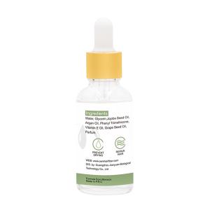 OEM Private Label 30ml Argan Oil In Glass Bottles Manufacturers Hair Oils Serum
