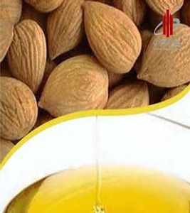 pure and natural carrier oil sweet almond oil