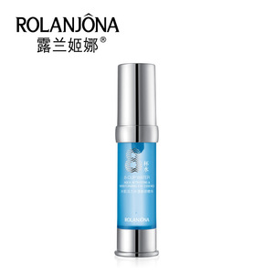 Rolanjona best quality instantly ageless remove dark circles anti-wrinkle private label eye cream