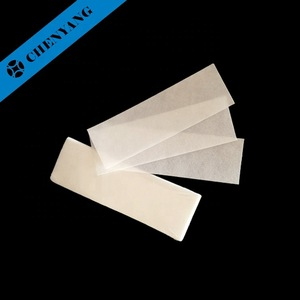 Various Style OEM Spunlace Non Woven Disposable Waxing Paper Strips