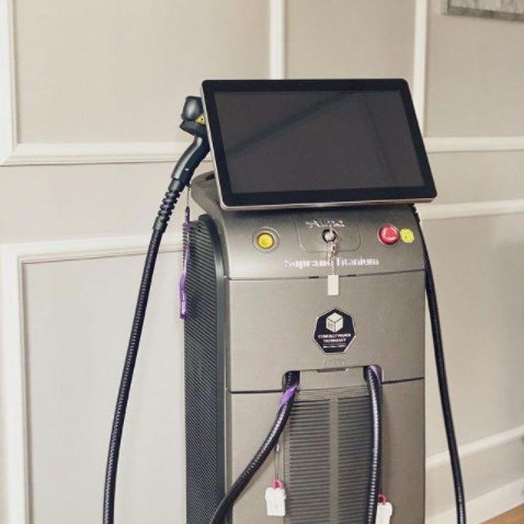 2021 New TUV Medical CE 3 Wavelength Alma Soprano Ice Titanium Diode Laser Hair Removal Machine 1600W 808nm Laser Diode Price