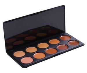 10 Colors Camouflage Concealer OEM/ODM Makeup Concealer Palette Contour Palette Private Label