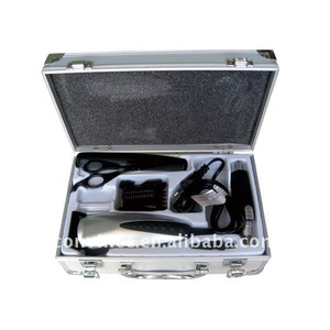 2013 Hot Sale New Style Top Quality Aluminum tool box hair clipper set