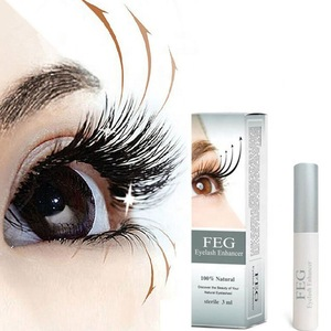 2019top seller eyelash treatment eyelash growth enhancing private label your own brand mascara