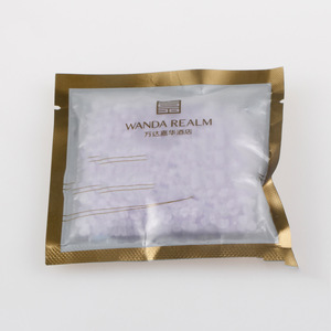 3 star high quality hotel bath salt 30g disposable bath salt in sachet for airline