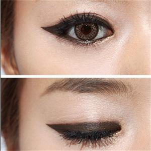 Best Private Label  Makeup Cosmetics Waterproof Long Lasting Magic Gel Eyeliner With Brush