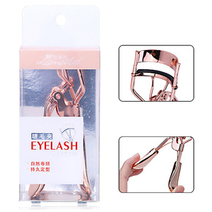Hot Selling Curly Lash Curler Rose Gold Eyelash Curler