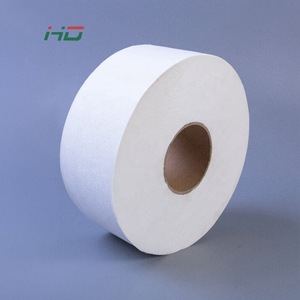 Jumbo roll tissue mega roll toilet tissue for hotel and business and hotel