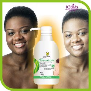 KSTimes Name Brand Glutathione Snow White Black Skin Body Whitening Lotion