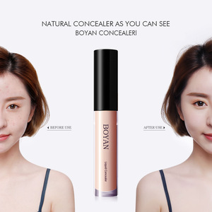 OEM wholesale eye smoothing high cover makeup liquid concealer foundation
