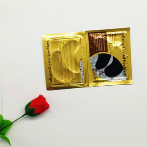 private 24k gold eye patch for hot sale