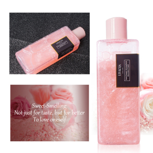 Private Label Natural Moisturizing Soothing Body Bath Care Whitening Perfume Liquid Shower Gel