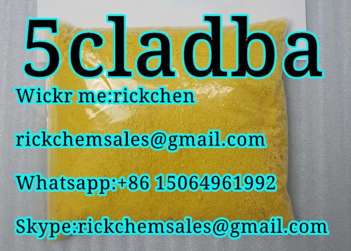 5cladba with 99.9% Purity The Safest and Fastest Logistics Factory Price Top Stable Quality