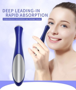 2019 New Electrical Mini Beauty Care Anti-Wrinkle Eye Massager Pen Machine With Vibration Eye Bags Eye Ring Beauty Instrument