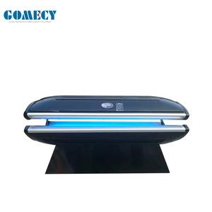 China stand up skin tanning beds/solar tan/tanning bed/aribaba b2b germany solarium machine