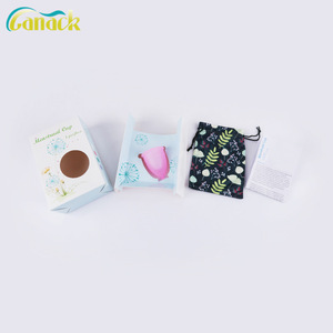 Chinese homemade medical silicone menstrual cup,lady cup