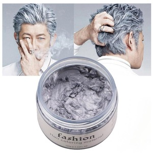 Disposable Hair Dye Coloring Mud Cream fashion Hair Styling Pomade