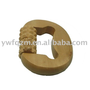 FQ brand wholesale factory newest Production high quality Wood neck massager
