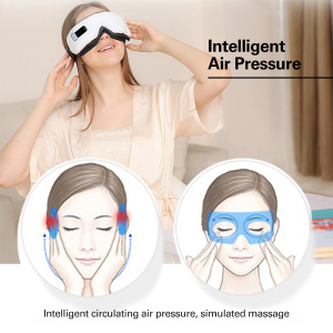 High Quality Airbag 4D Automatic Eye Massager Eye Massage With Music