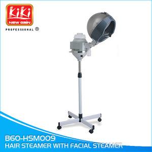 KIKI NEWGAIN Beauty salon equipment Professional Hairdressing barber Black ozone Hair Steamer B60-HSM009